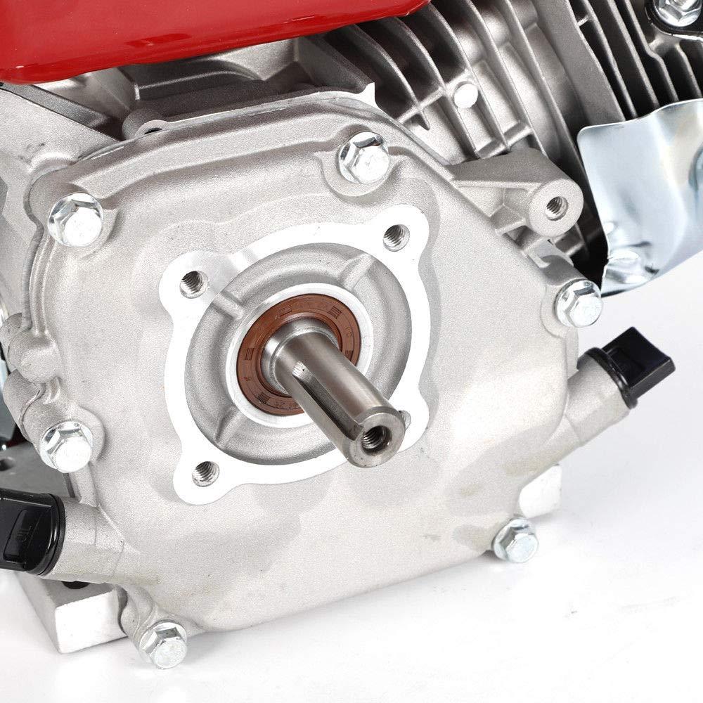 OUBAYLEW Motor de Gasolina de 5, 1 kW, 6, 5HP, 4 Tiempos Recambio ...