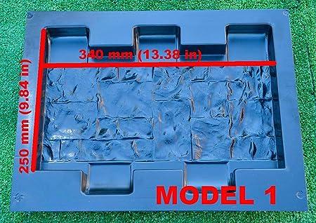 Plastic Angel wing mold  plaster concrete casting garden mould  medium