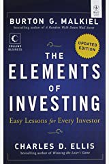 The Elements of Investing: Easy Lessons for Every Investor Hardcover