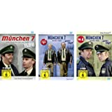 München 7 - Zwei Polizisten und ihre Stadt Staffel 1-4 im Set - Deutsche Originalware [11 DVDs]