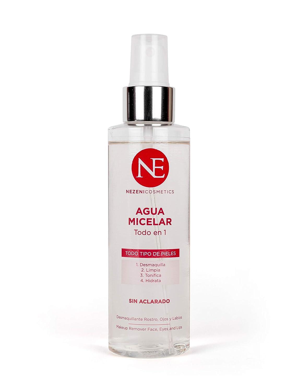 Agua Micelar Todo en 1 Nezeni Cosmetics - BAJO CONSERVANTES ...
