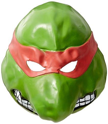 Máscara de Raphael Tortugas Ninja para adulto: Amazon.es ...