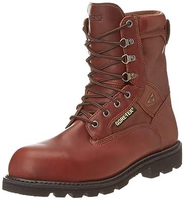 Amazon.com   Rocky Men's Original Ranger Uninsulated Work Boot ...