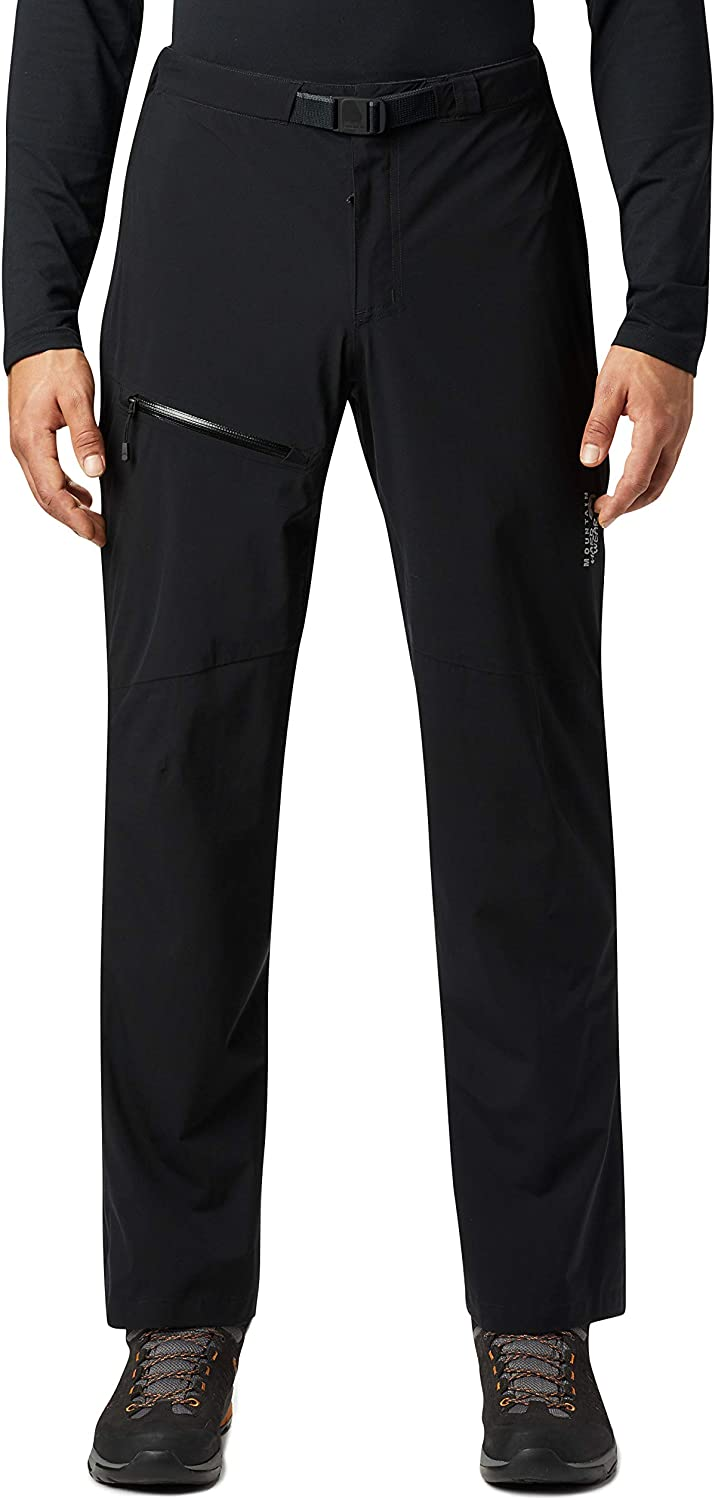 Mountain Hardwear Men's Stretch Ozonic Pant for Hiking, Backpacking, and Outdoor Activities, Waterproof, Flexible, Adjustable