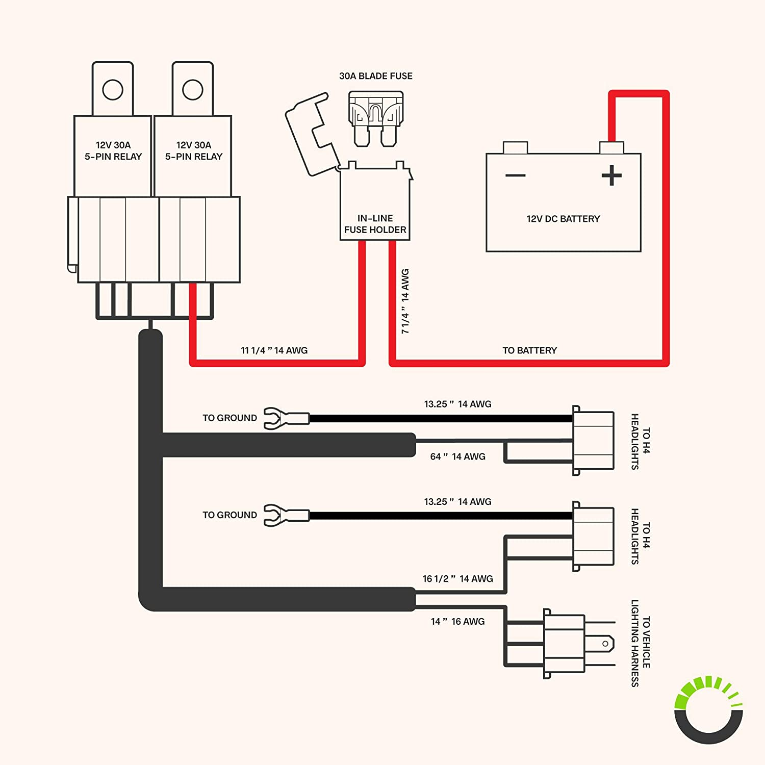 Prong Headlight Wiring Diagram Also Ford F100 Wiring Diagram For A