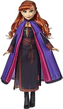 Oferta amazon: Frozen 2 - Muñeca Anna (Hasbro E6710ES0) , color/modelo surtido