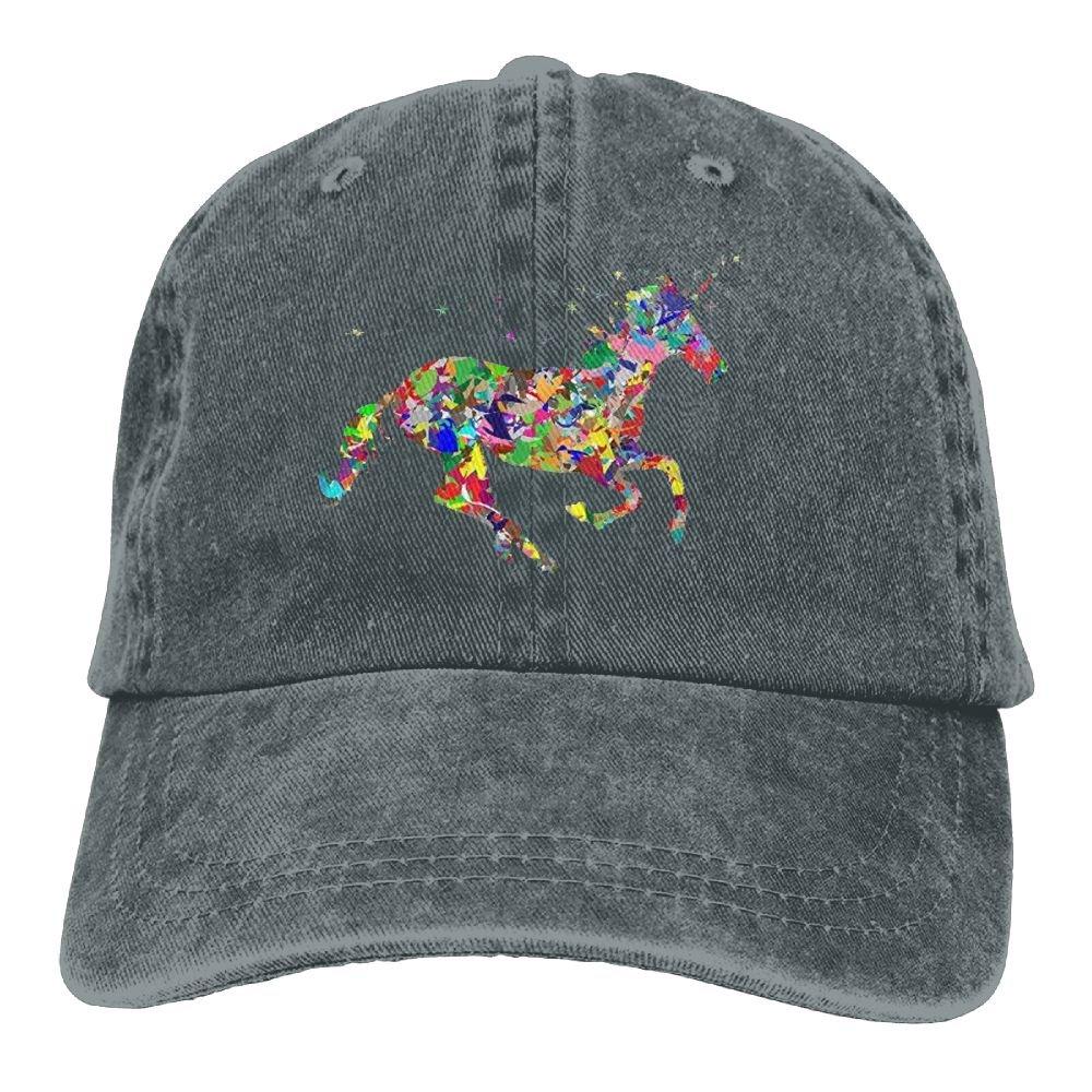 Modern Magical Unicorn Adult New Style COWBOY HAT