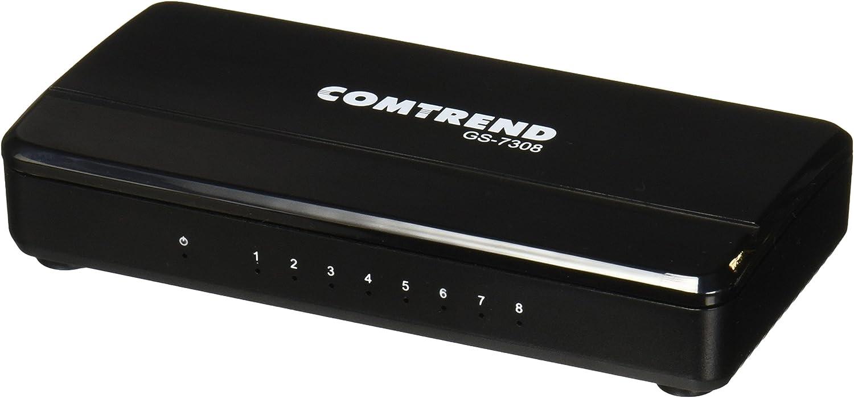 Comtrend GS-7308 8-Port Gigabit Ethernet Switch