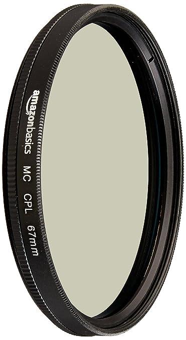 91 opinioni per AmazonBasics- Polarizzatore circolare- 67mm