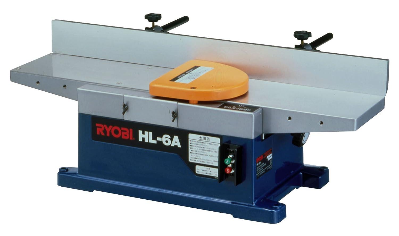 リョービ(RYOBI) 小型手押カンナ HL-6A 690121A B002TKQZY4