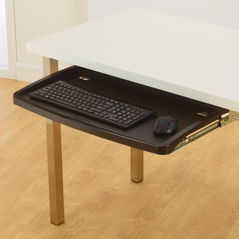 Kensington Under-desk Comfort Keyboard Drawer with SmartFit System (K60004US) by Kensington (Image #3)