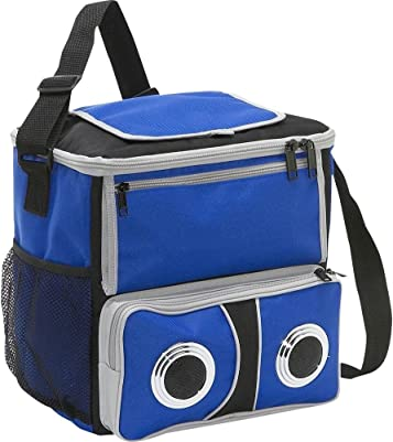 Bellino Easy Carry-On Picnic Speaker Sound Cooler