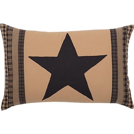 Amazon.com: VHC - Almohada de parche de estrella para ...