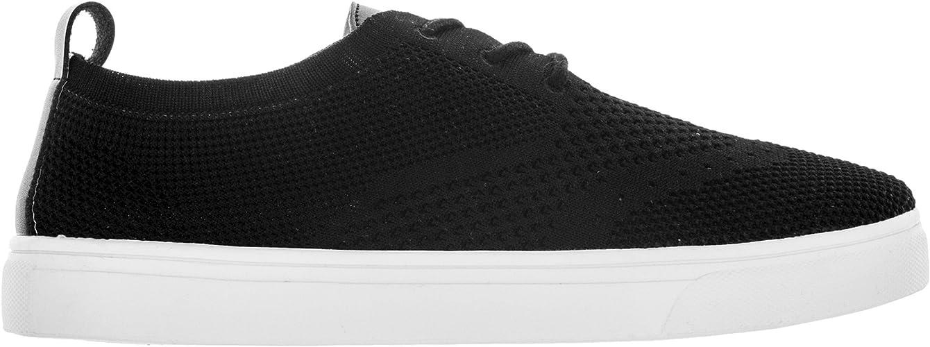 Vlado Footwear Men/'s Venice Low Top Sneakers Grey