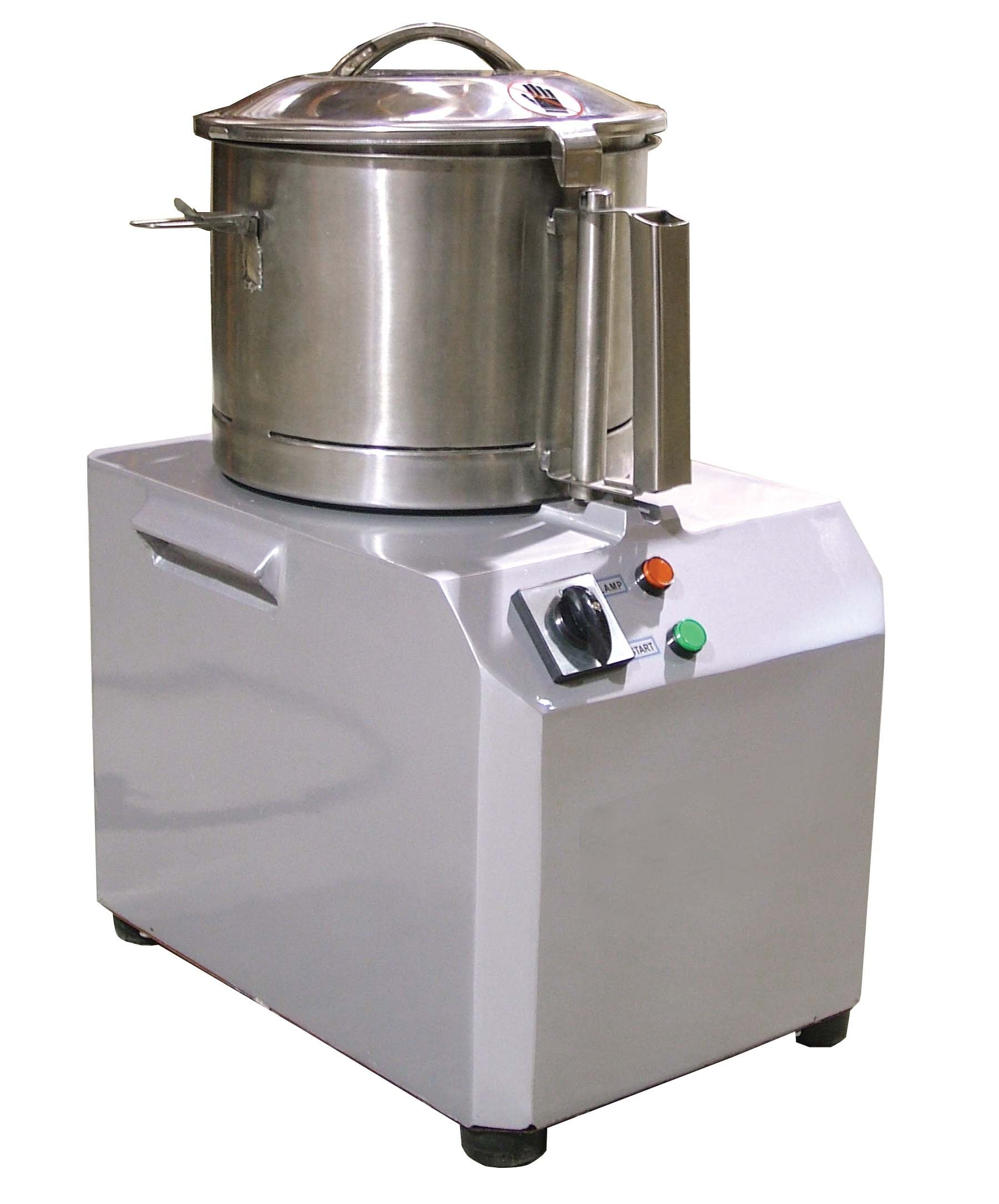 Omcan 10917 Commercial Restaurant 5L Electric 2.5 HP Universal Food Bowl Cutter