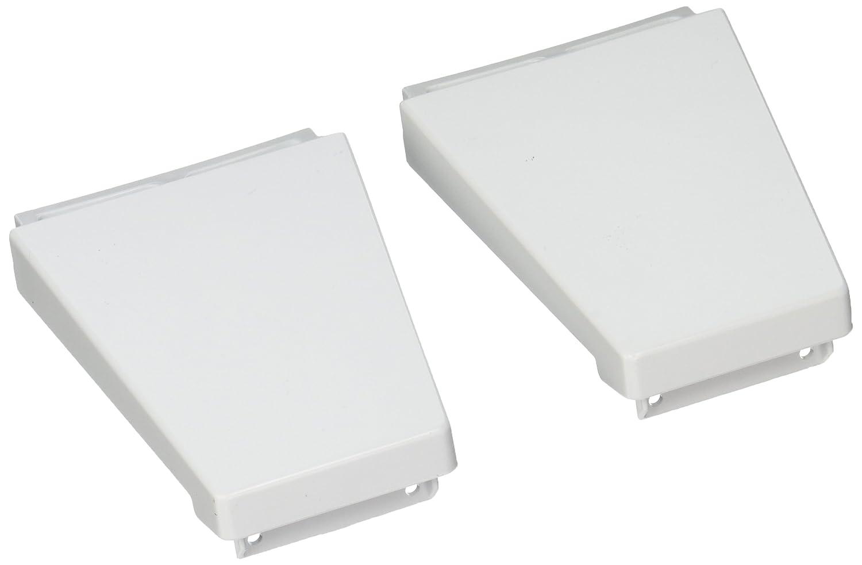 4388286 Whirlpool Refrigerator Refrigerator Door Shelf Endcap Kit