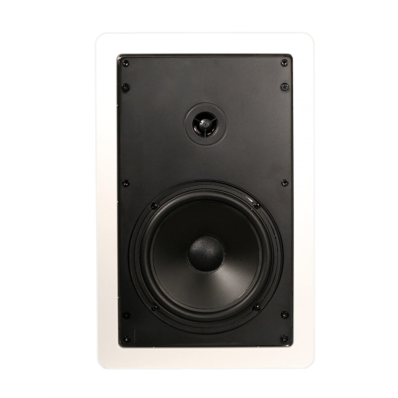 Amazon.com: Klipsch R-1650-W In-Wall Speaker - White (Each): Home ...
