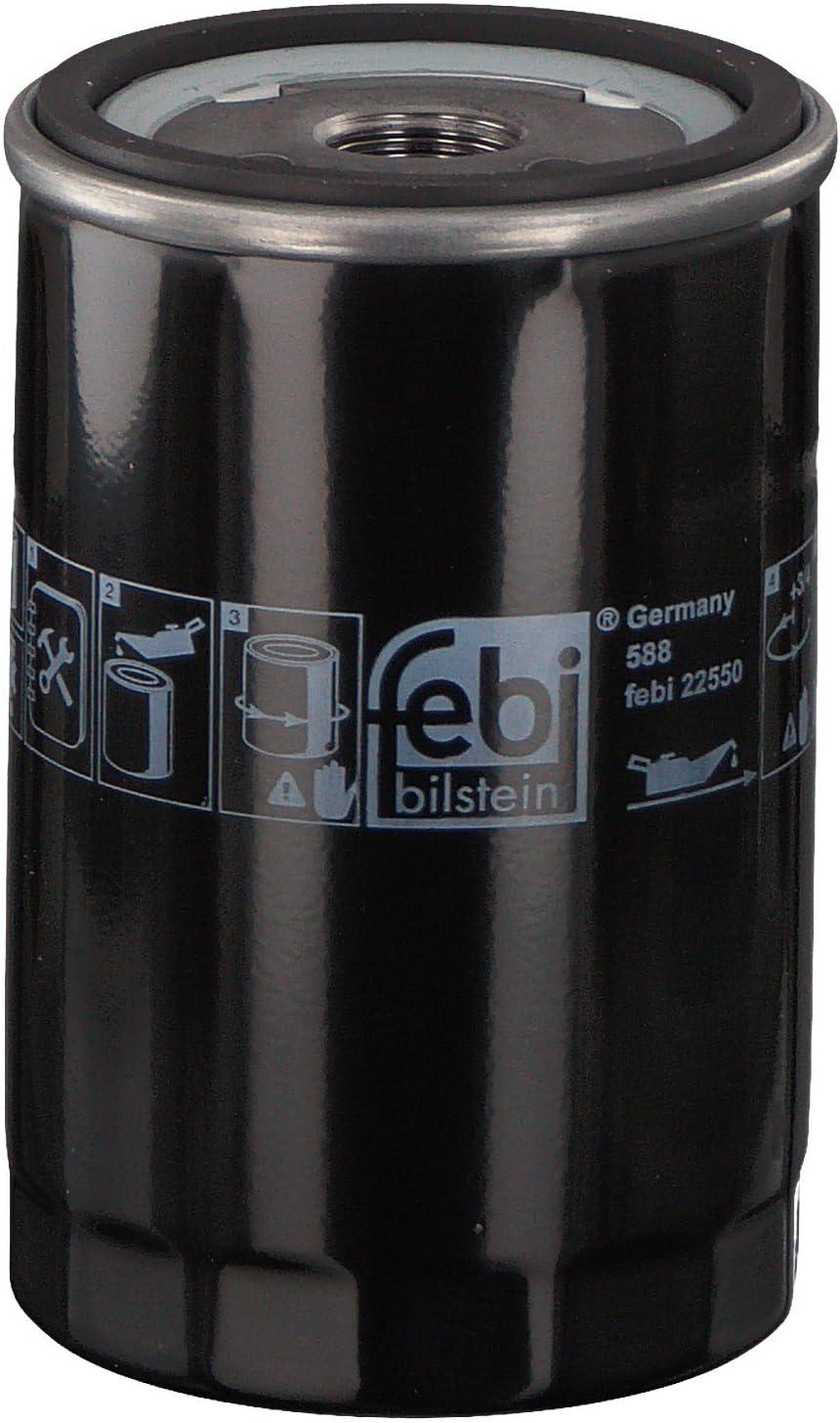 febi bilstein 22550 Oil Filter pack of one
