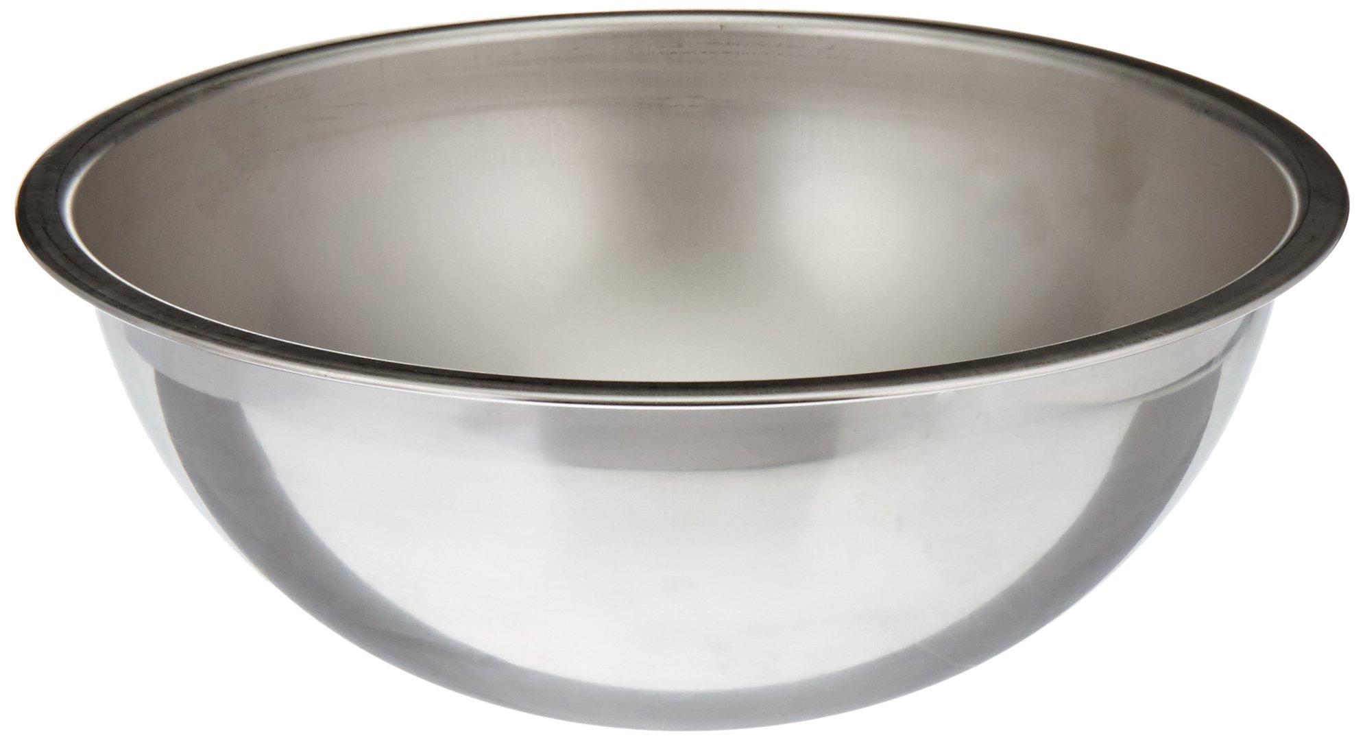 Vollrath (69050) Heavy Duty Mixing Bowl (5-Quart, Stainless Steel) by Vollrath (Image #1)