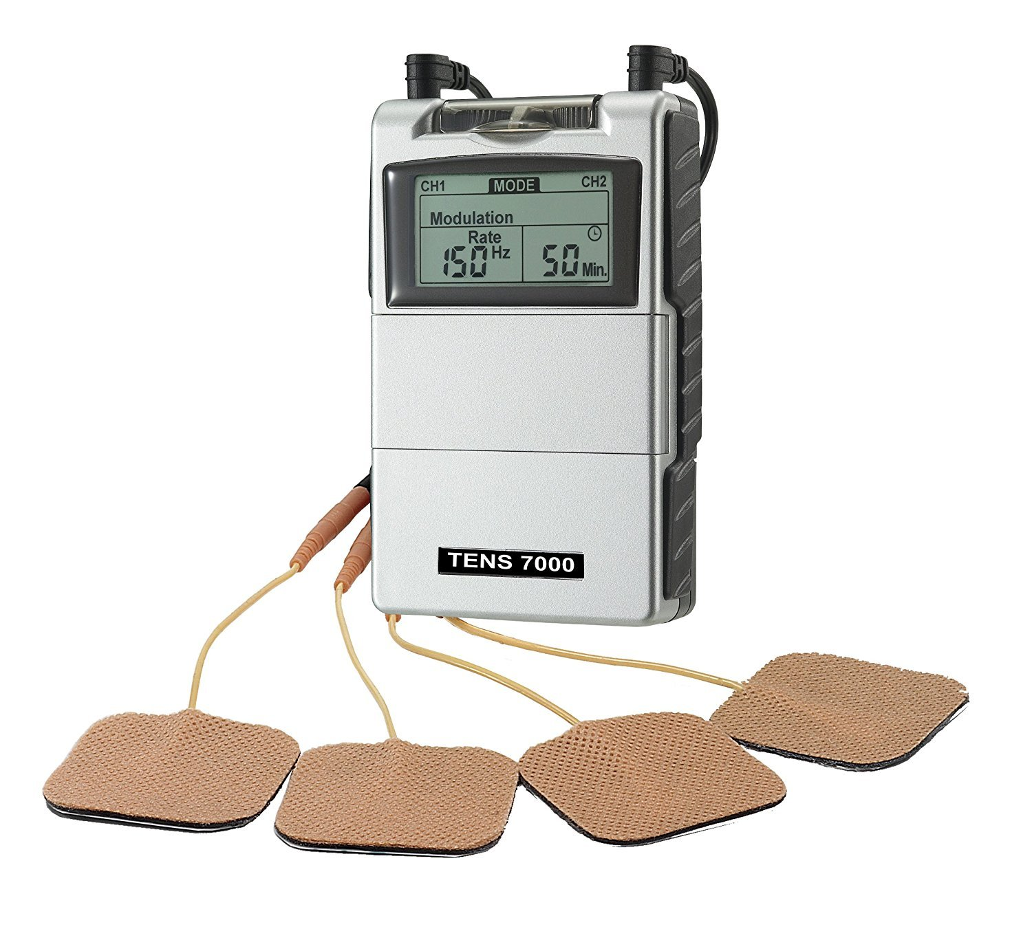 United Surgical Tens 7000 Tens Unit - Tens Machine for Pain Management, Back Pain and Rehabilitation