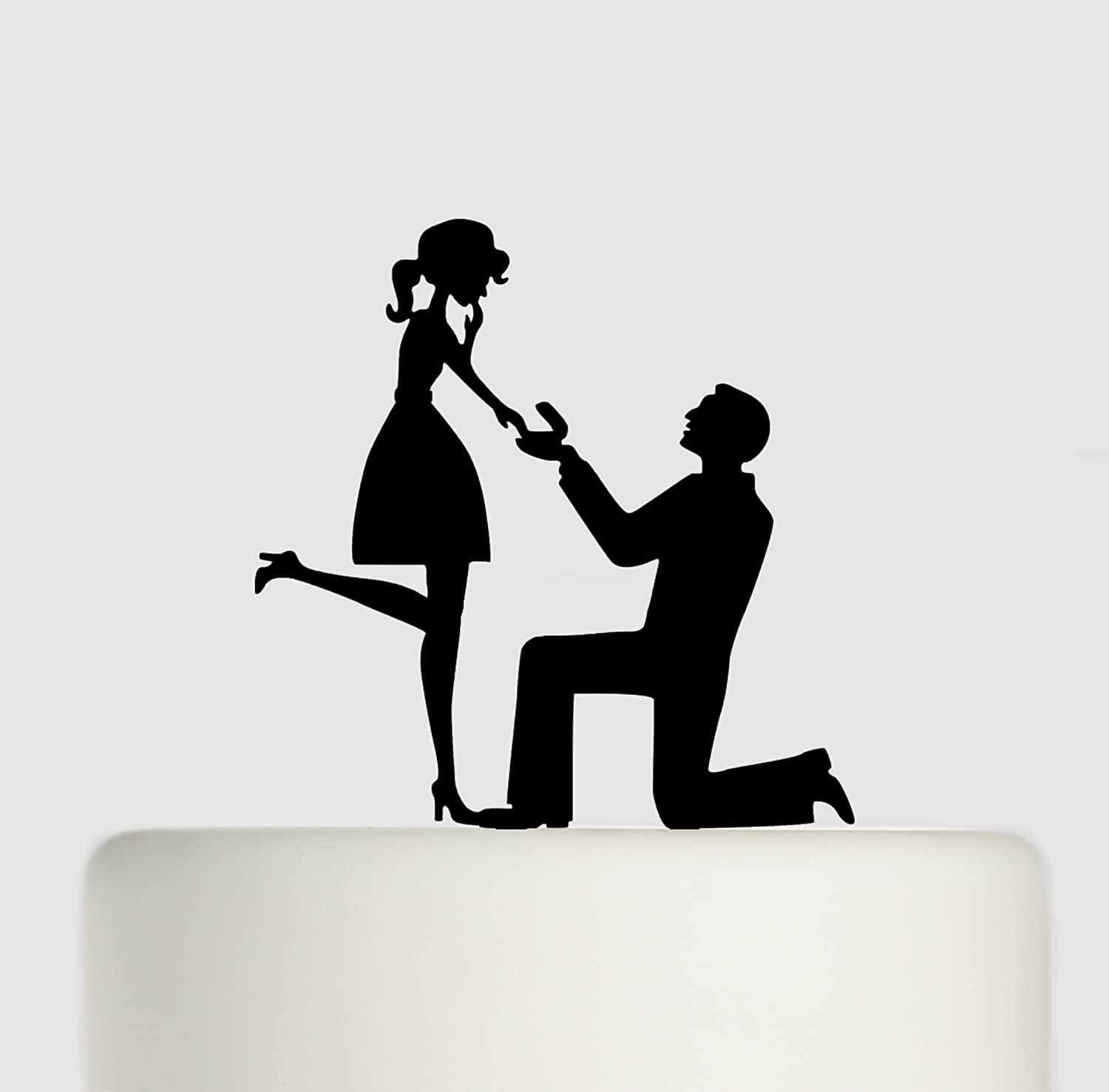 Wedding Cake topper Engaged, Engagement, Getting Married. Ideal handmade wedding cake decoration, wedding party Acrylic cake topper MR & Mrs Cake topper, Available in Gold Mirror, Gold Sparkle, Silver Mirror, Silver Sparkle, Bronze Mirror, Black,Blue, Pink