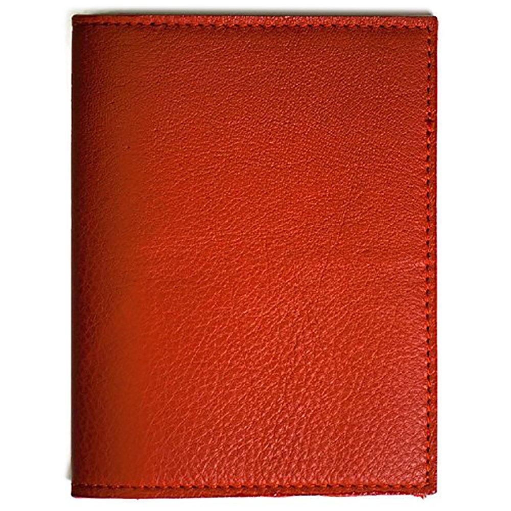 Wilt 1862 Autumn Thomas Leather Passport Wallet