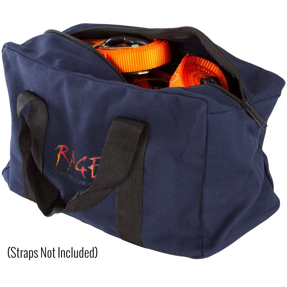 Discount Ramps Rage Powersports STRAP-BAG Dark Blue Strap Carrying and Storage Bag