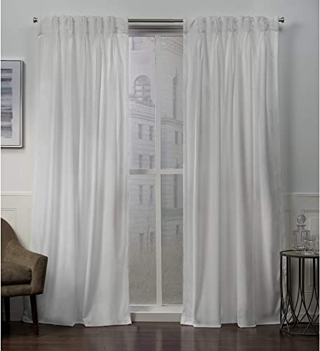Reviewed: Exclusive Home Curtains Velvet PP Panel Pair