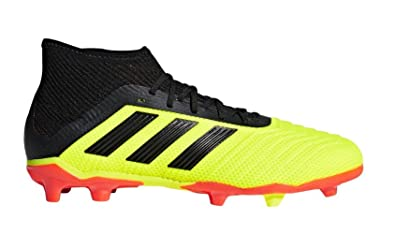 b5ef4c660480 Amazon.com  adidas Predator 18.1 Youth FG Soccer Cleats  Shoes