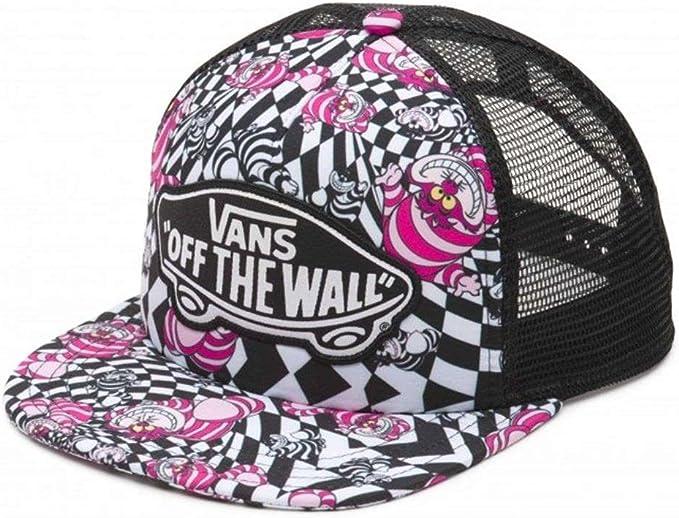 Vans - Gorra de béisbol - para Mujer ceshire Talla única: Amazon ...