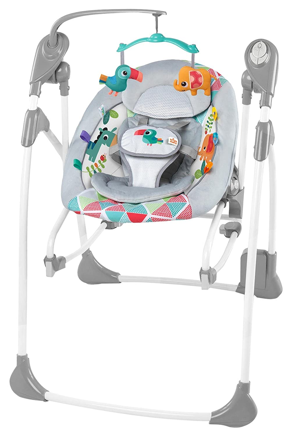 Bright Starts 2 In 1 Toucan Tango Rock And Swing