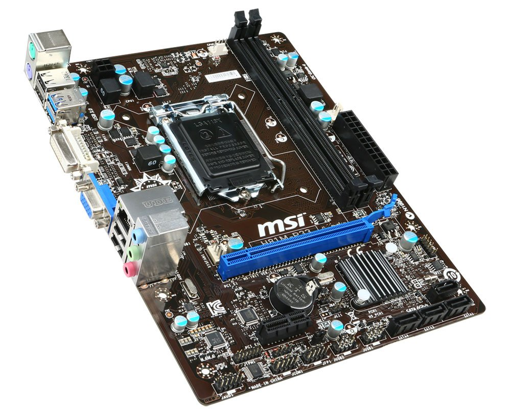 New asus h81m k motherboard cpu i3 i5 i7 lga1150 intel h81 ddr3 sata3 - Amazon Com Msi Intel H81 Lga 1150 Ddr3 Usb 3 1 Micro Atx Motherboard H81m P33 Computers Accessories