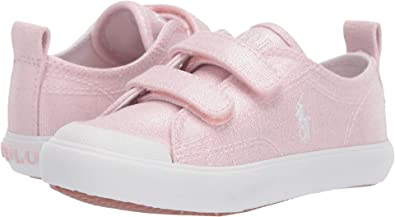 03578bb62d Amazon.com   Polo Ralph Lauren Kids Baby Girl's Kingsley EZ (Toddler ...