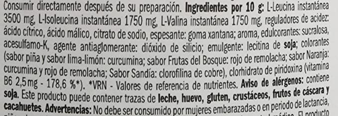AMIX BCAA Micro Instant Juice - 400 gr + 100 gr Fresh Juicy Orange: Amazon.es: Alimentación y bebidas