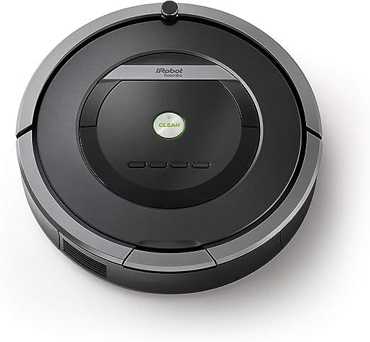 iRobot Roomba 871 Robot Aspirador Potente, Rendimiento de Limpieza ...