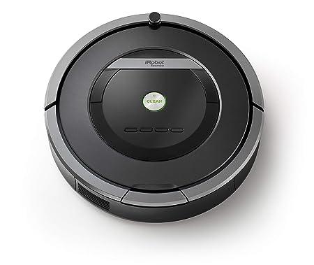 iRobot Roomba 871 Robot Aspirador Potente, Rendimiento de ...