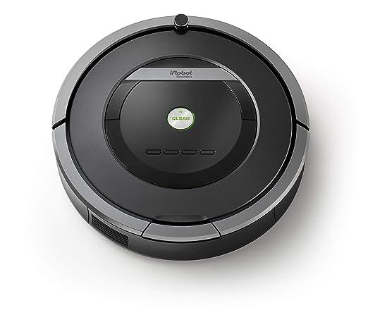 iRobot Roomba 871 Robot Aspirador Potente, Rendimiento de Limpieza, Sensores de Suciedad Dirt Detect, Todo Tipo de Suelos, Programable, Óptimo para el ...