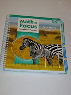 Amazon math in focus teachers edition book b grade 5 2009 math in focus singapore math teachers edition book a grade 5 2009 fandeluxe Image collections