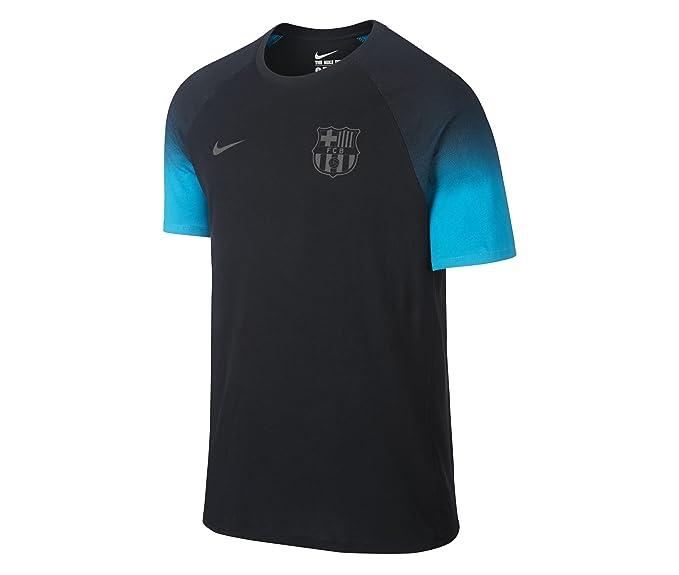 79a84db45ac1 Amazon.com  Nike FCB MATCH TEE mens workout-and-training-shirts ...
