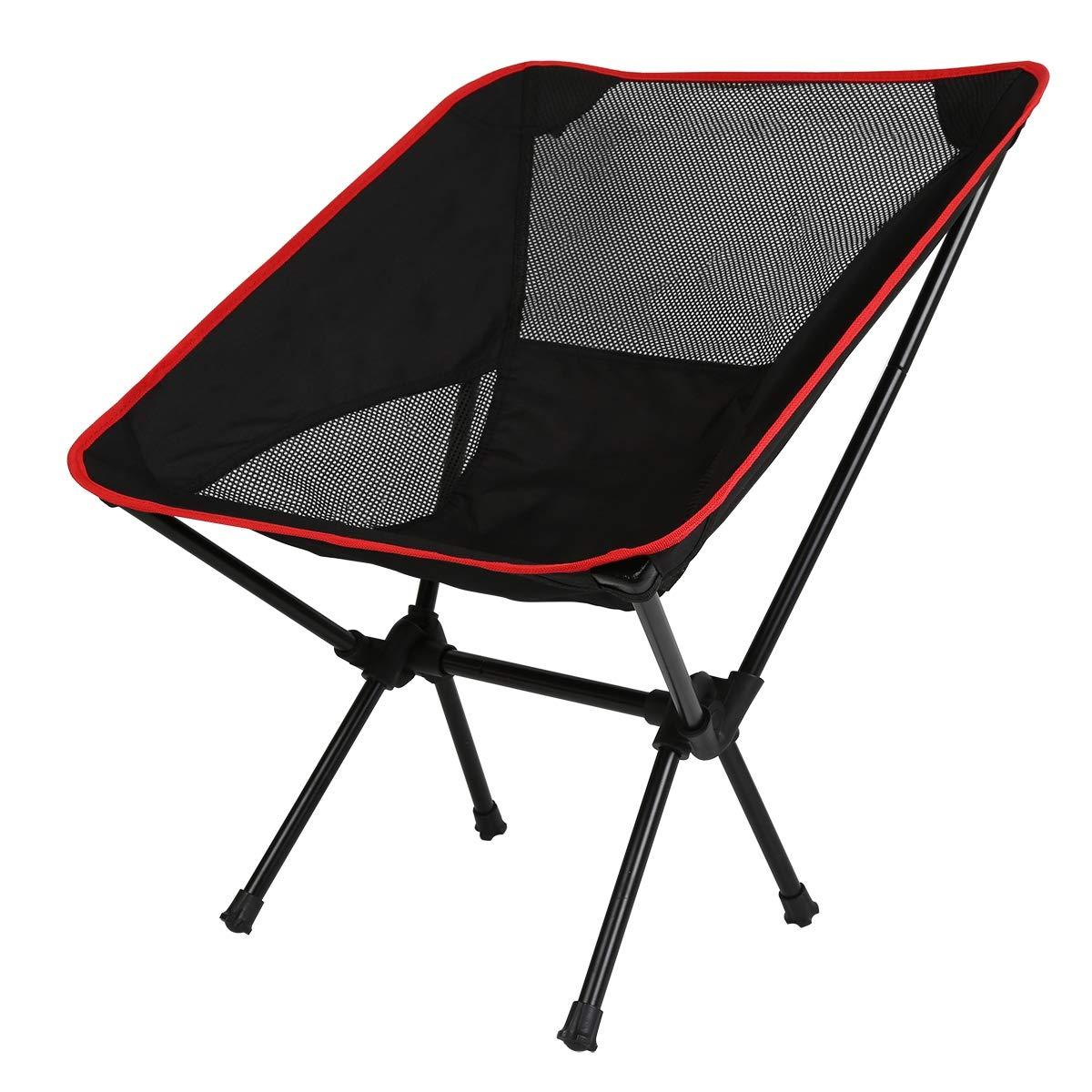 Amazon.com: Bright Starl - Silla plegable ultraligera para ...