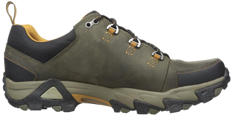 Ahnu Mens Coburn Low Waterproof Hiking Shoe