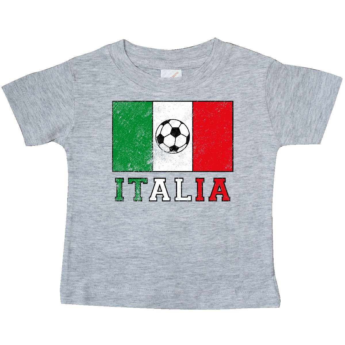 Amazon Com Inktastic Italian Soccer Baby T Shirt 2e0d2 Clothing