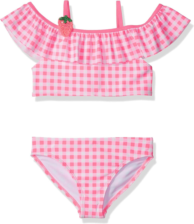 Rivstar Big Girls Mermaid Bikini Set 2pc Swim Suit
