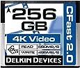 Delkin 256GB Cinema CFast 2.0 Memory Card (DDCFST560256)