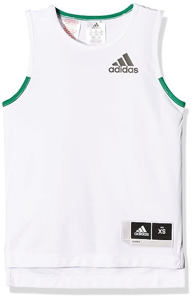adidas Y Commander Jer Camiseta sin Mangas de Baloncesto, Niños ...