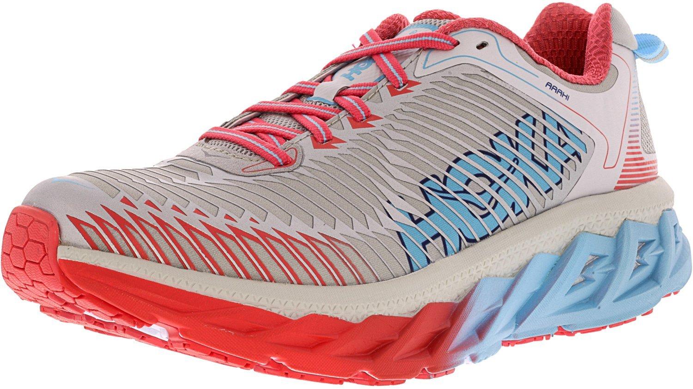HOKA ONE ONE Mens Arahi Running Shoe B01N7KFN9L 5.5 B(M) US|Micro Chip / Dubarry