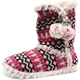 Dunlop DLH7885 Julia Womens Slipper Boots