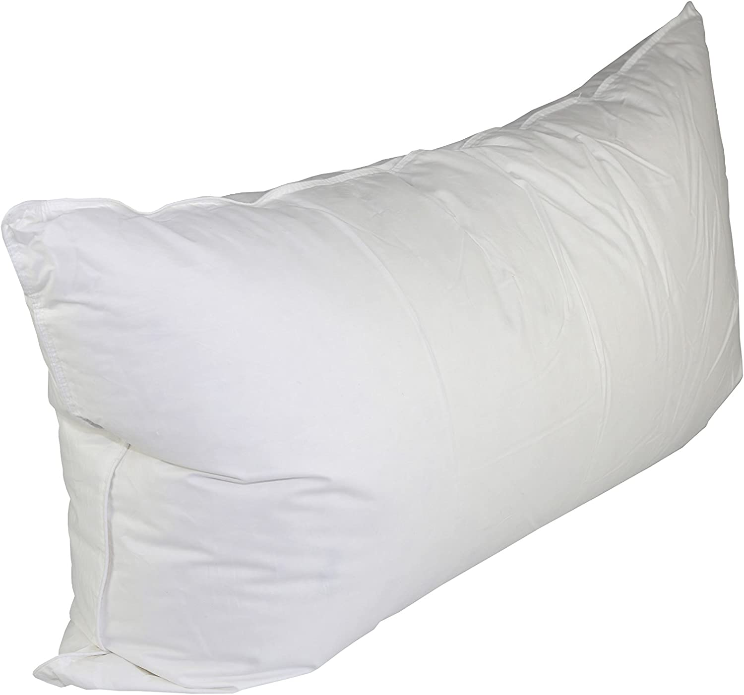 Amazon Com White Duck Down Feather Pillow Pillows With Soft Medium Support Home Kitchen