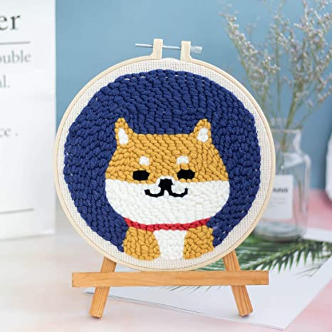 Handcraft Sewing Tools Embroidery Hoop Ring Needle Arts Cross Stitch Frame
