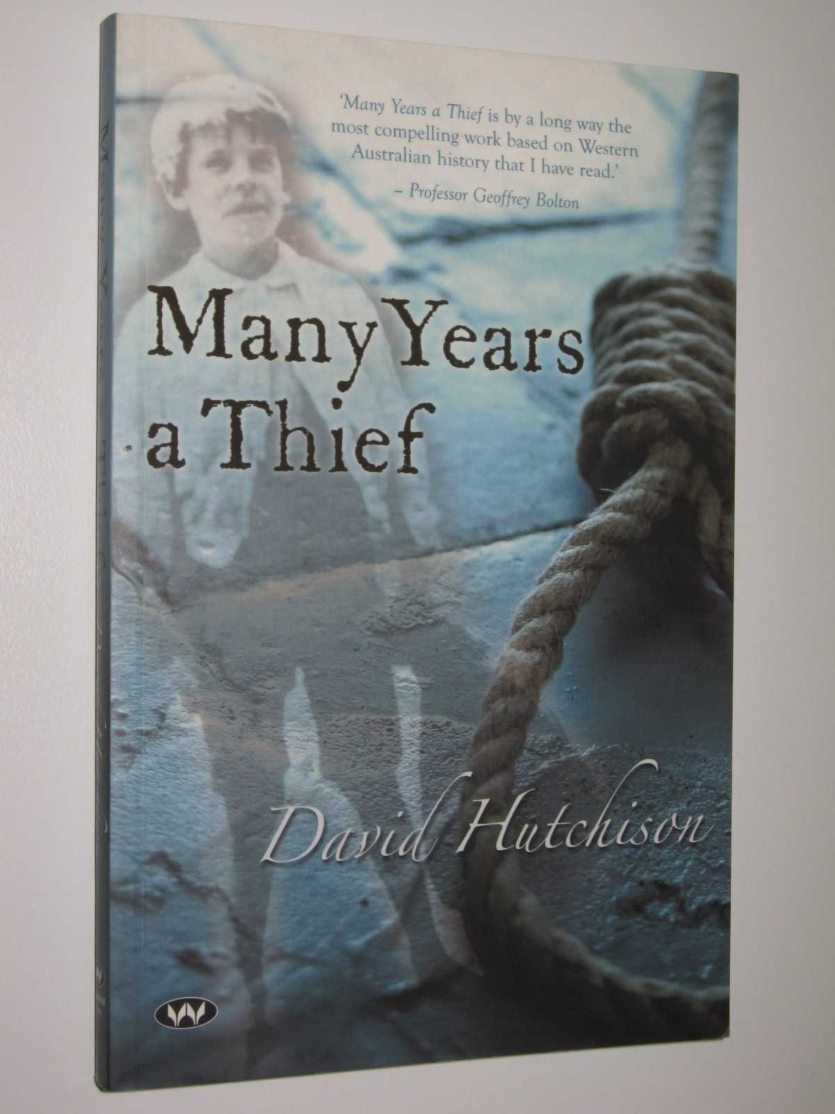 Download Many Years a Thief PDF